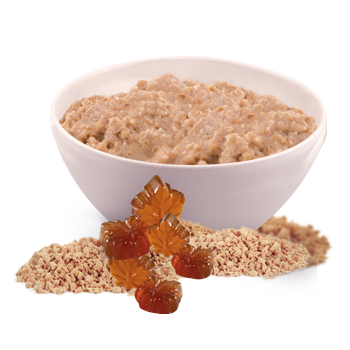 Maple Flavored Oatmeal